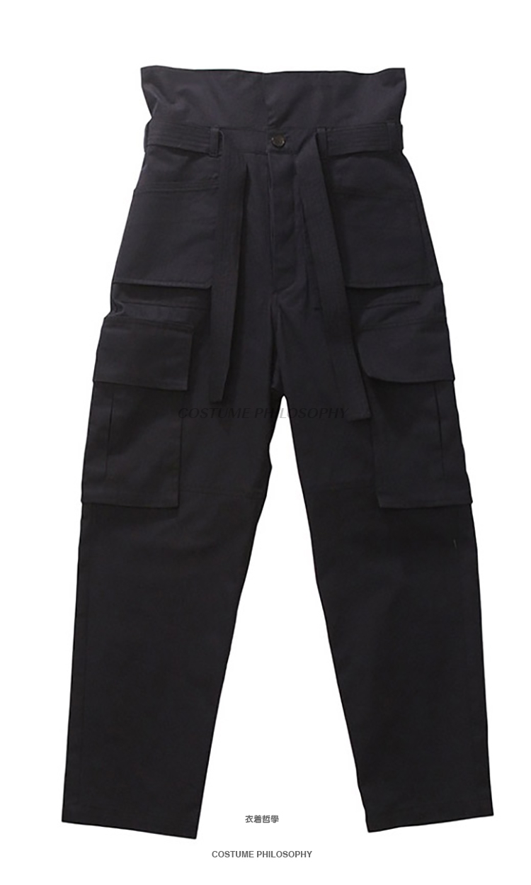 2018 The new mens casual slacks are tailored to suit the high-waisted mens trousers. 27-44!!!Big yards mens clothing