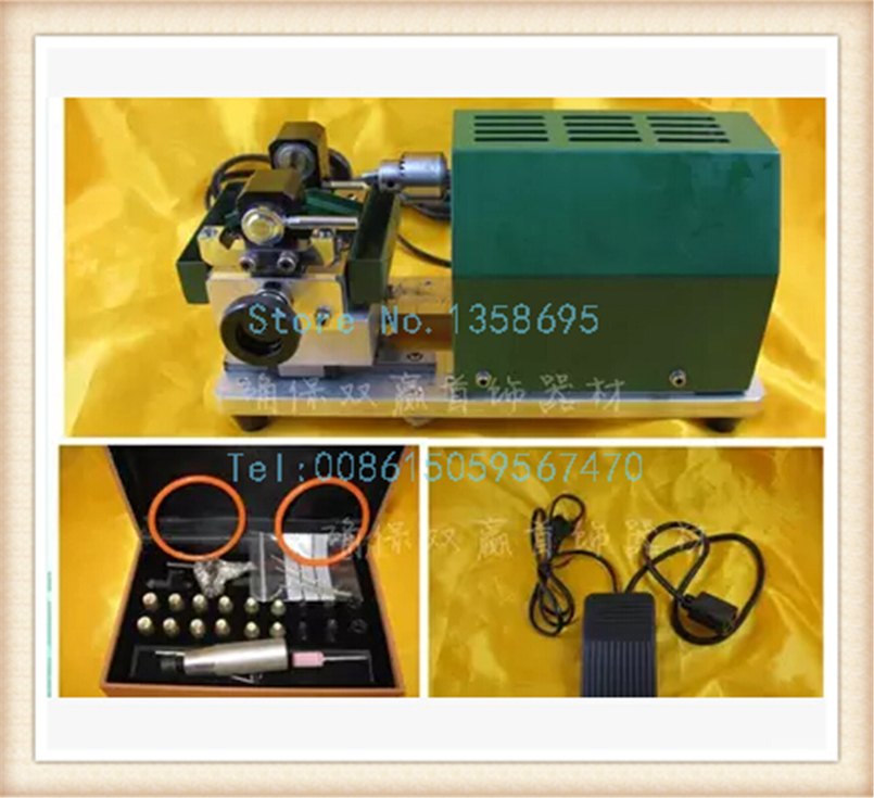 Hot sale !!! Precious Stone Beads Driller, Pearl Drilling machine, Jewelry Drill Tools, jewelry tools and machine tungsten alloy steel woodworking router bit buddha beads ball knife beads tools fresas para cnc freze ucu wooden beads drill