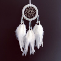 2018 Fashion Hot New Traditional Dream Catcher Luminous Stone Dreamcatcher Decorations Hot New Traditional Dream Catcher