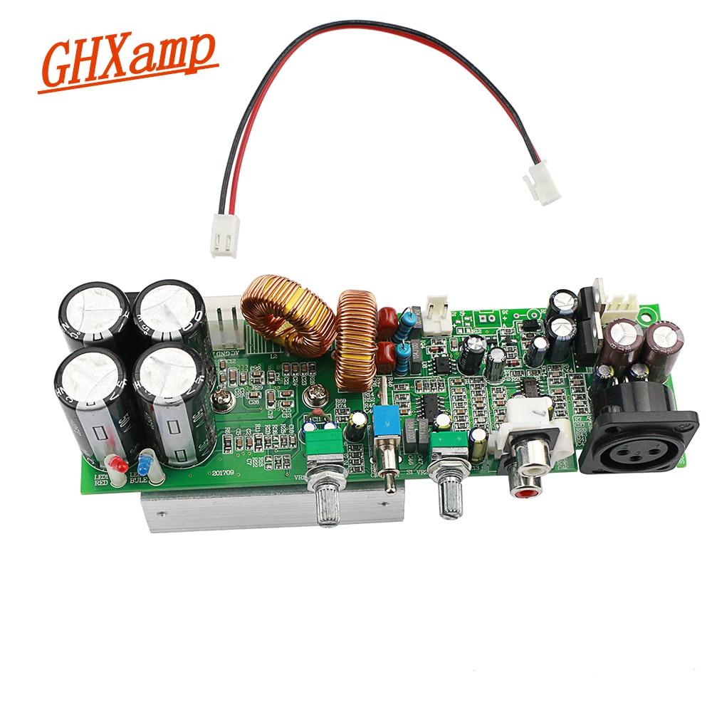 NEW TDA8954TH 420W Subwoofer Amplifier Board Mono Amplifier AC Power For 15inch Woofer Speaker DIY
