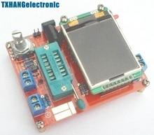 LCR Mega328 Транзистор Тестер Емкости ESR метр ШИМ DIY TFT ЖК-Генератор