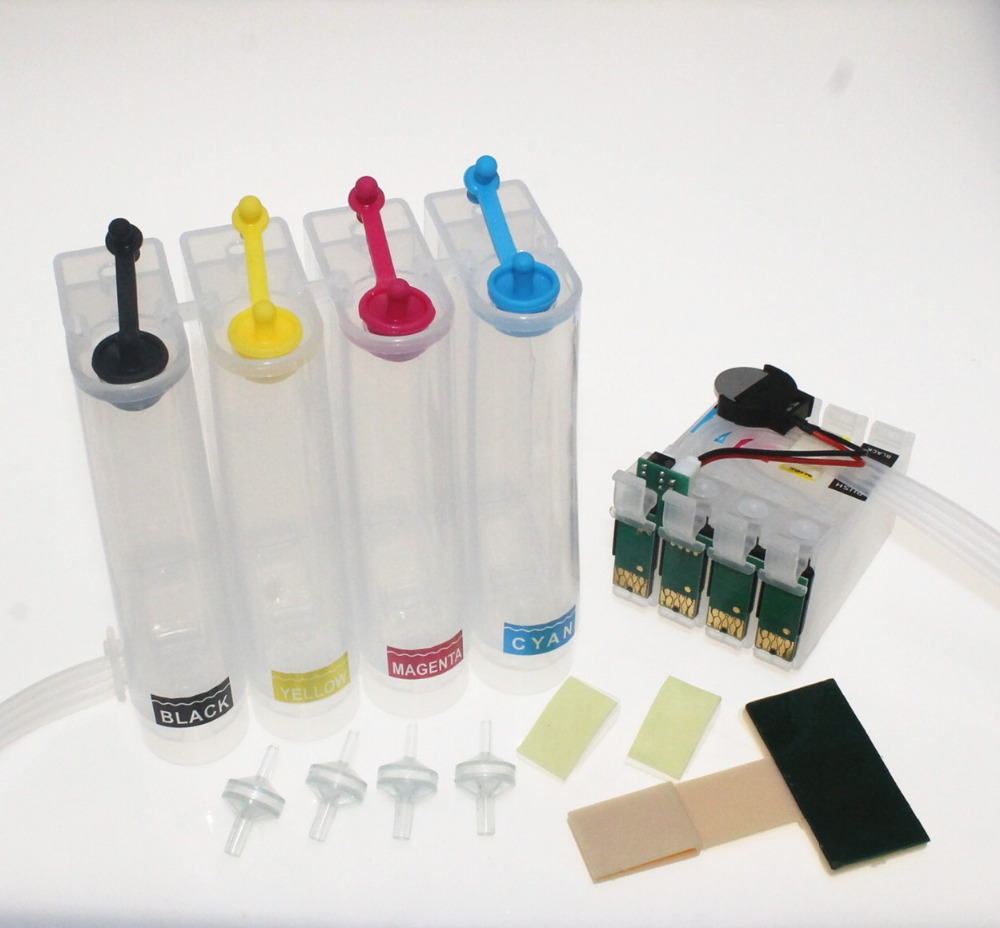 Continuous Ink Supply System CISS FOR T2001 20XL ink cartirdge for <font><b>Epson</b></font> <font><b>XP</b></font>-100 <font><b>XP</b></font>-200 <font><b>XP</b></font>-300 <font><b>XP</b></font>-310 <font><b>XP</b></font>-314 <font><b>XP</b></font>-<font><b>400</b></font> <font><b>XP</b></font>-410 image