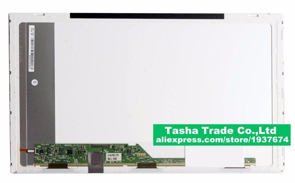 Laptop LCD Screen Matrix Glossy For HP Pavilion HP G6-1303tx G6-1303 CQ62 LED Display 1366*768 HD