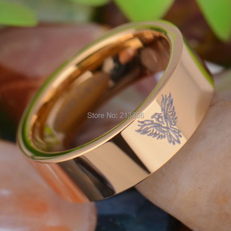 lined best military jewelry bands great staghead designs of ring rings mens band wedding wood