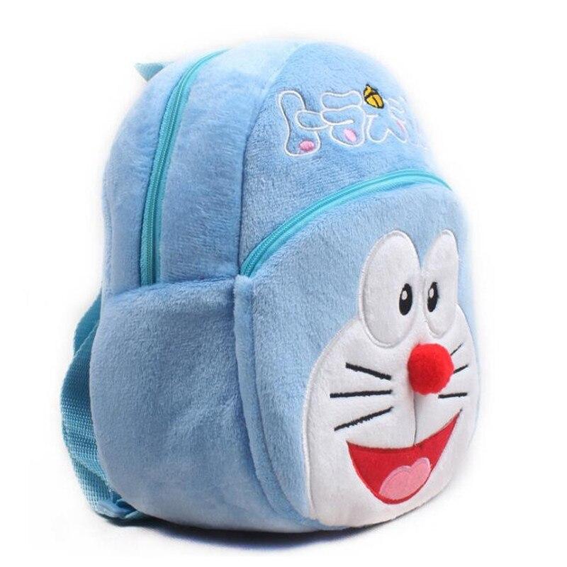 Hot-Sell-Cute-Cartoon-Doraemon-Plush-Kids-Backpacker-Children-School-Bags-Birthday-Christmas-Gifts-2