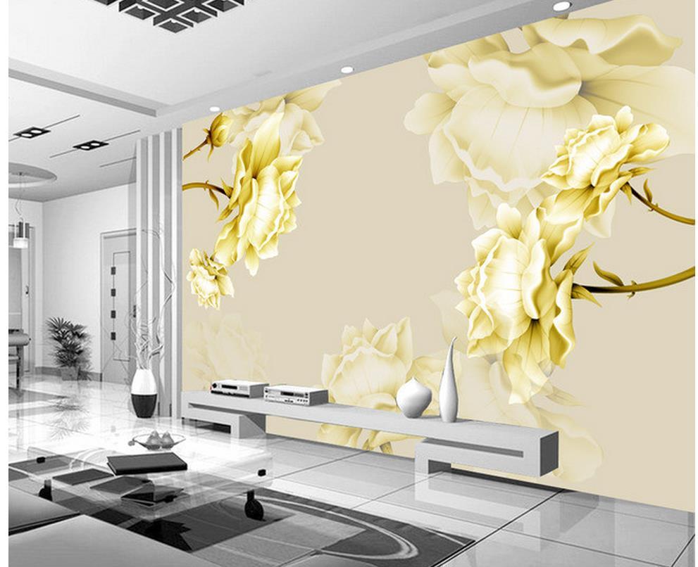 Modern Modern Wallpaper Designs For Living Room Vignette - Living ...