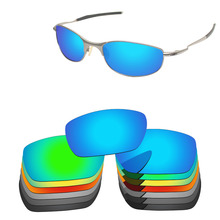 PV POLARIZED Replacement Lenses for Oakley Tightrope Sunglasses - Multiple Options mry polarized replacement lenses for oakley fuel cell sunglasses multiple options