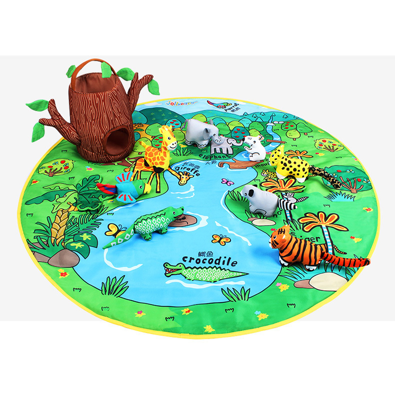 Funny Baby Play Mat Toys for Children Kids Rug Playmat