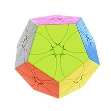 HobbyLane Funny 12 Sides Plum Blossom Shape Magic Cube High Speed Strange-shaped Cubic Puzzle Toy Gift