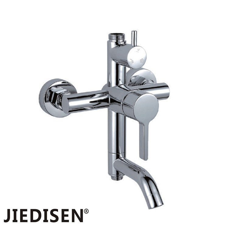 Kaiping factory direct sale Shower shower faucet Hot and cold water tap MJ - 9033Kaiping factory direct sale Shower shower faucet Hot and cold water tap MJ - 9033
