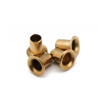 100pcs Copper eyelet rivet /through hole rivet /copper hollow rivet M1.5M2M2.5M3M3.5M4M5M6 * 2 2.5 3 3.5 4 5 6 7 8 9 10 11 12 13 image