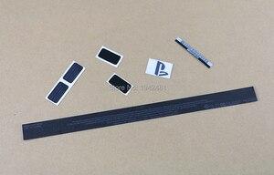 Image 4 - Lable מדבקת קליפת דיור שחורה באיכות גבוהה 5 סטים\חבילה OCGAME חותמות מקרה דיור CUH 1001A ps4