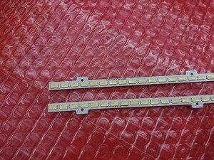 Image 3 - 2 adet LED arka ışık şeridi Samsung UE40D5000 UE40D5720 UE40D5700 UE40D6100 UA40D5000 UE40D5520 BN64 01639A 2011SVS40 FHD 5K6K