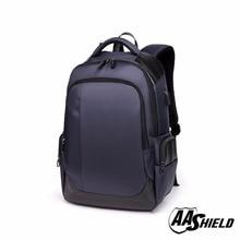 AA Shield Bullet Proof School Bag Ballistic NIJ IIIA 3A Plate Safety Body Armor Backpack Panel Insert Navy