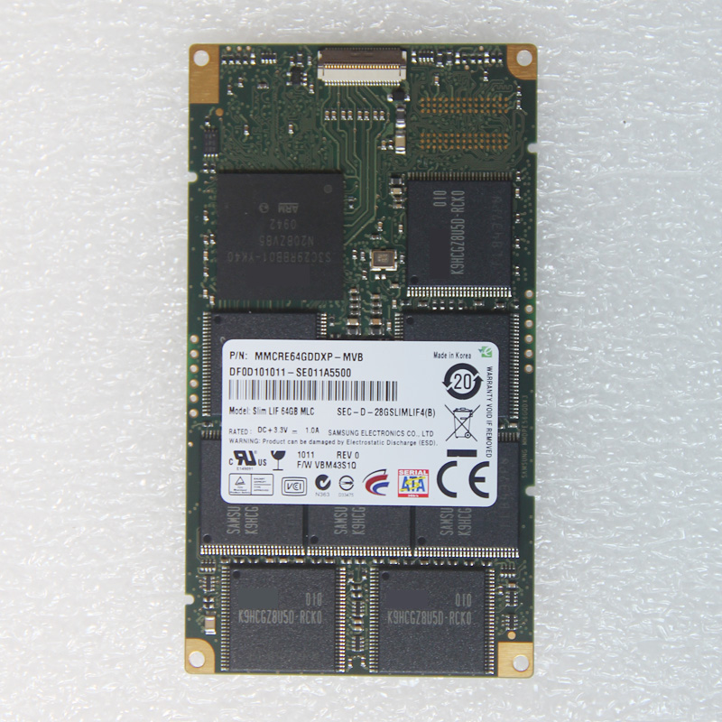 Image 2 - New RAID LIF 64GB 128GB 256GB MLC MMCRE28GQDXP MMDPE56GQDXP Solid State Drive For Sony vaio VPCZ1 VPCZ12 VPCZ13 Z117 Z115 SSD-in Internal Solid State Drives from Computer & Office