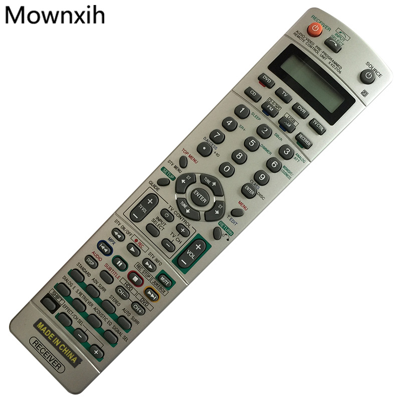 XXD3106 XXD3129 Original Remote Control For Pioneer AV Player Receiver VSX-917V-S VSX-916-K VSX-816-S VSX-917V-K