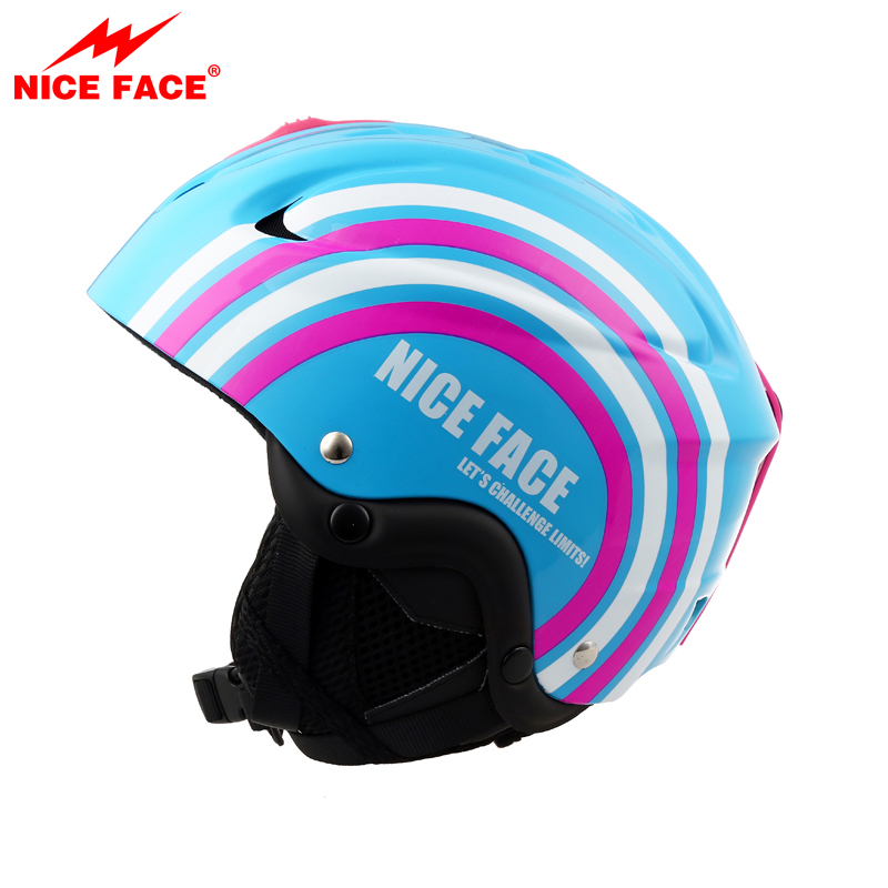 2017 Professional Ski Helmet Winter Safety Warm Women Men Ultralight Breathable Riding Monoboard Skiing Snowboard Helmets HE01 free shipping new brand ski helmet with abs shell snowboard protection snowboardig skiing helmet with mirror for men women