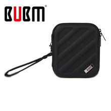 BUBM bag for 2DS game console carrying protection playstation travel accessories portable storage hard Case Bag Usb R4 case(China)