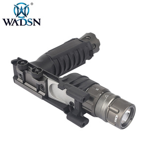 Image 2 - WADSN surefir TACTICAL weapon flashlight rifle light  M900V VERTICAL FOREGRIP WEAPONLIGHT  WEX451