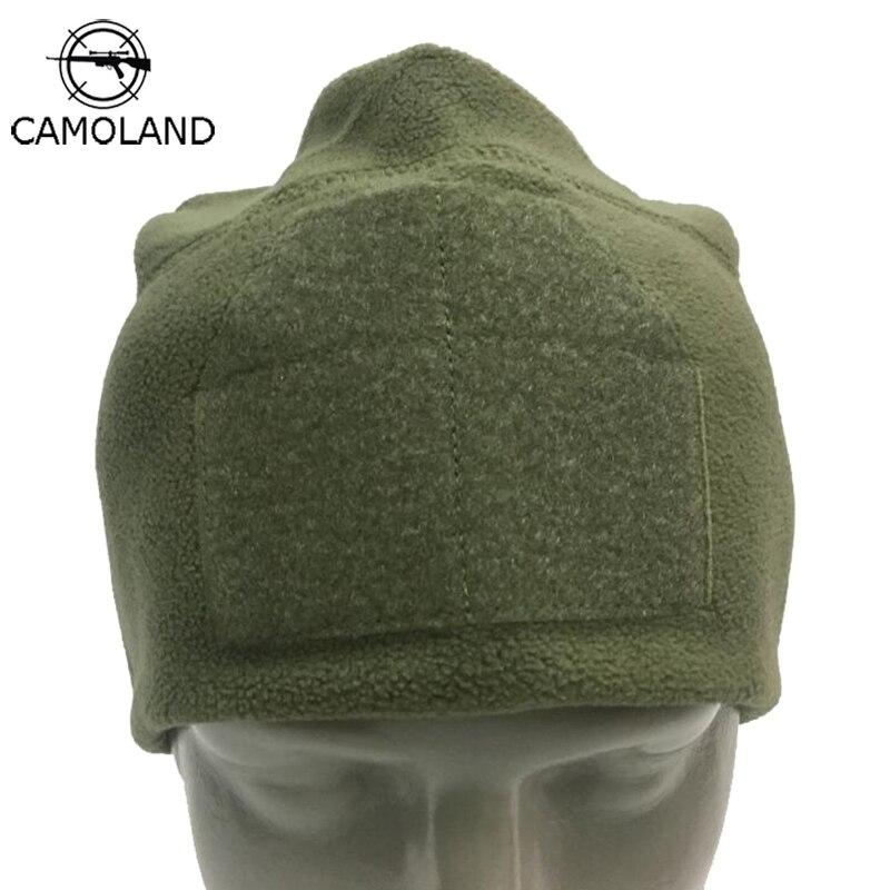Unisex Winter   Beanie   Men Women Military Fleece Cap Casual Army   Skullies   Outdoor Hat Sports Thick Bonnet Cap Headwear Tactical