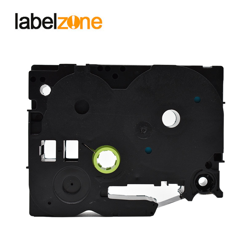 30 color 12mm TZE Label Tape Compatible Brother P Touch Label Printers with Strong Adhesion 4