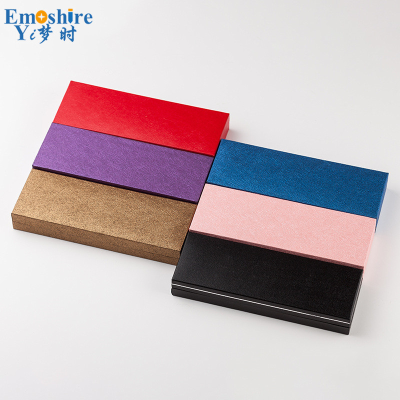 Luxury Paper Pencil Case Pen Box Custom Business Pen Packaging Paper Gift Box Creative Advertising Gift Stationery B274