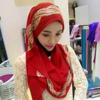 180*70CM Women's Prayer Hat Arabian Women long muslim hijab hat islamic products Headscarf Abaya muslim head scarf Prayer Hats