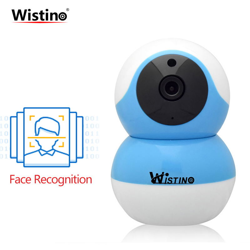 CCTV Face Recognition Wifi IP Camera 720P PTZ Wireless Network Surveillance Security Wi Fi Smart Home