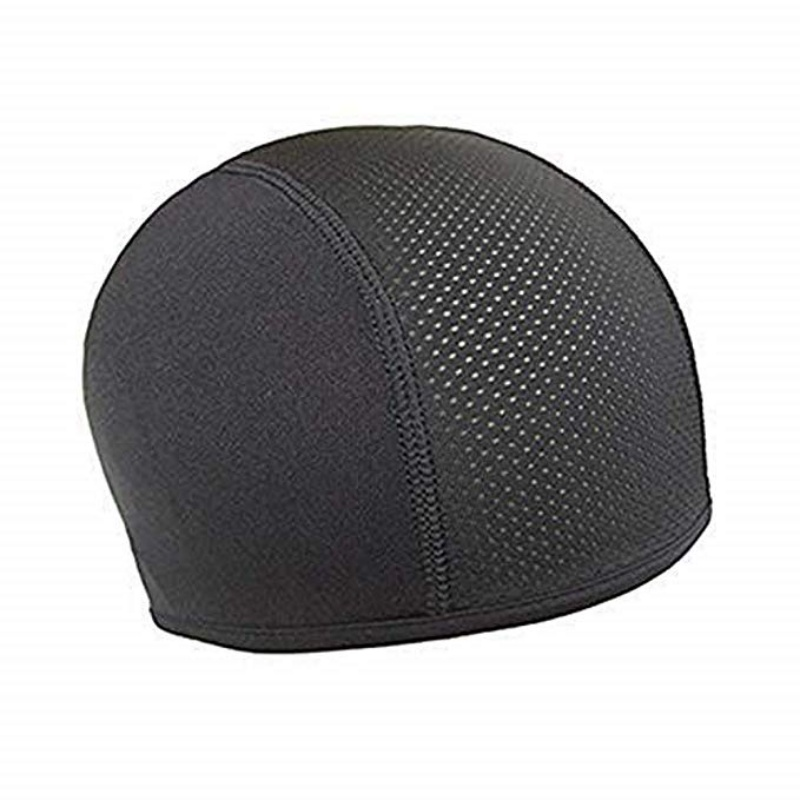 Image 5 - Motorcycle Helmet Inner Cap Quick Drying Breathable Hat Racing Cap-in Motorcycle Face Mask from Automobiles & Motorcycles