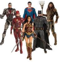 18cm Marvel Avengers Toys Thanos Hulk Buster Spiderman Iron Man Captain America Thor Wolverine Black Panther Action Figure Dolls