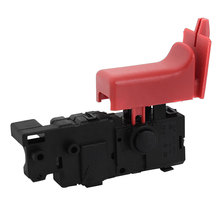 Ac 250V 4A 5E4 Spst No Manual Operation Lock On Electronic Trigger Switch