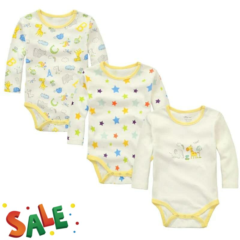 Set Baby Clothes Newborn Top Quality Body Jumpsuit