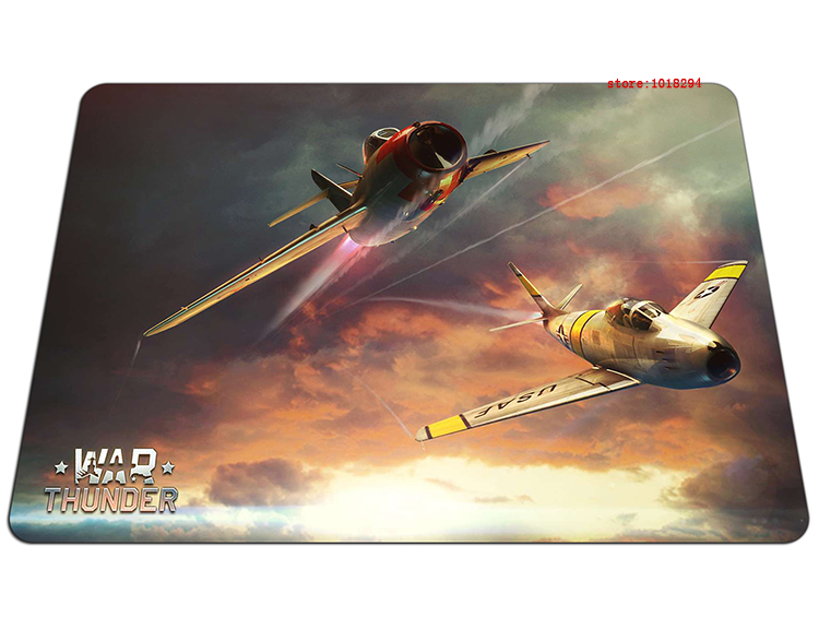 War Thunder mouse pad electronic 2016 new mousepad laptop large mouse pad gear notbook computer gaming mouse pad gamer