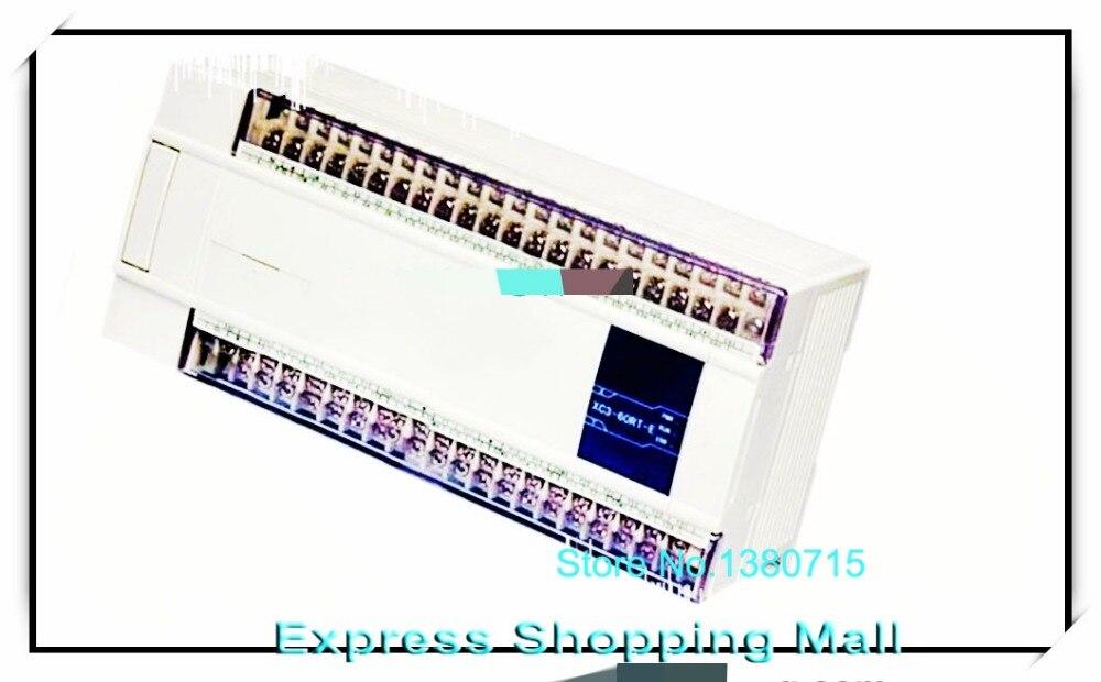 36point NPN input 24point Relay/Transistor output XC3-60RT-C PLC DC24V new original programmable controller plc module 8point npn input 8point relay output xc2 16r e xc2 16r c dc24v 2com