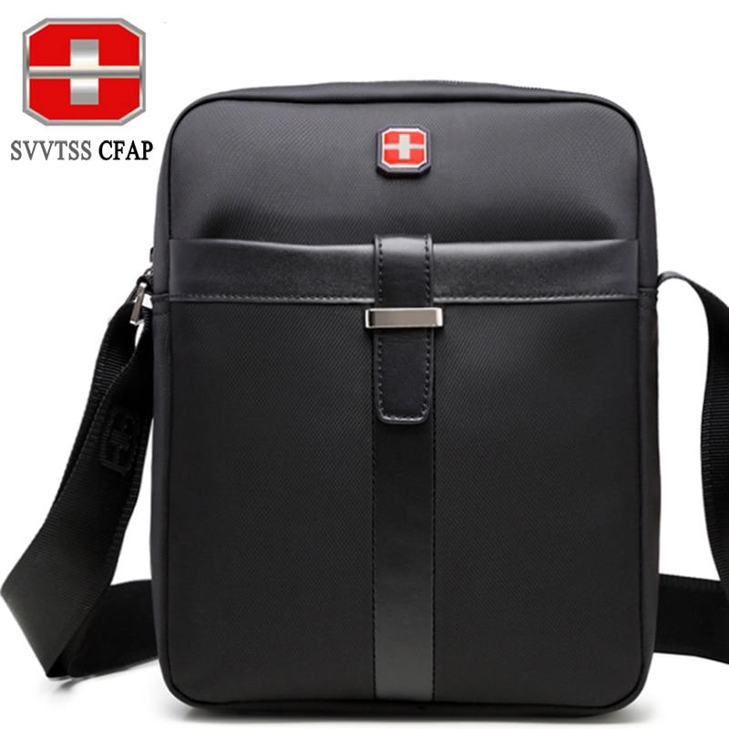 SVVTSSCFAP Men messenger bags nylon women bag shoulder crossbody Bag Women Cross Body Waterproof Famous Brand Dollar Unisex  цены