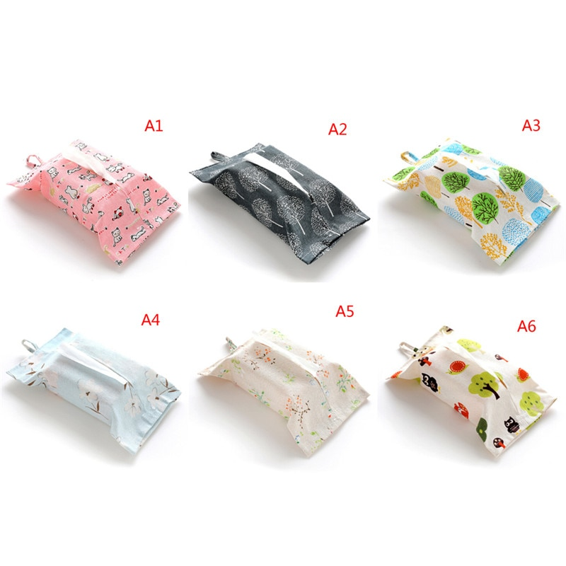 6styles Eco-friendly Wet Wipes Bag Clutch Clean Wipes Carrying Case Clamshell Cosmetic Pouch Easy Snap-strap Wipes Container Mother & Kids