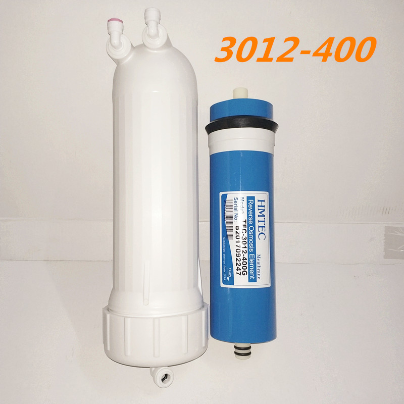 400 Gpd Water Filter With Reverse Osmosis TFC-3012-400 Ro Filter Membranes Ro System +water Filtrer Housing Osmosis Inversa