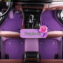 Car floor mats fit Mazda Axela Atenza RUIYI 2/3/5/6/8 CX-4 CX-5 CX-7 CX-9 MX-5 3D waterproof Protective mat carpet floor liner стоимость
