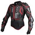 Jaqueta de Proteção da motocicleta Motocross Completa Body Armor Jacket Spine Peito de Proteção Engrenagem Profissional Jaquetas De Corrida De Motocross
