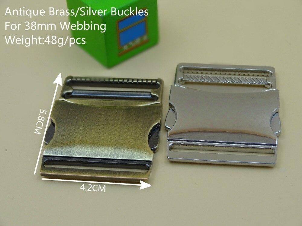 New Design 5pcs Quick Release Buckles Side Release Metal