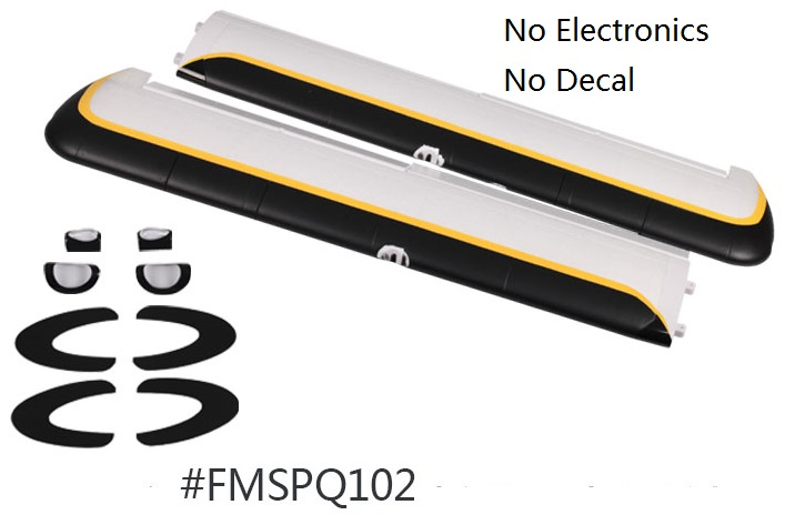 Main Wing for FMS Model 2000mm RC Water Plane Beaver DH-2 FMS090Main Wing for FMS Model 2000mm RC Water Plane Beaver DH-2 FMS090