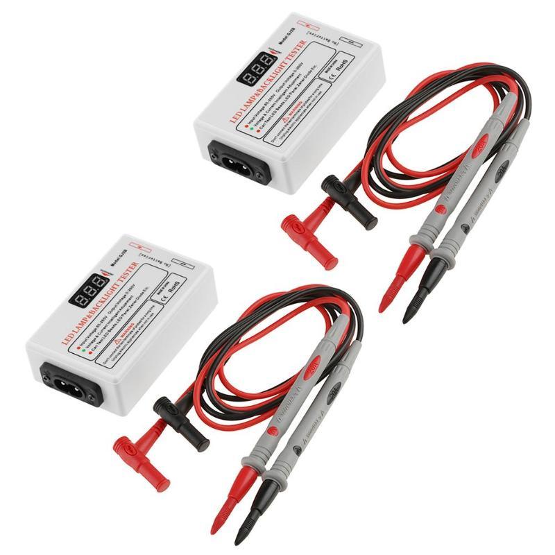 цена на 0-265V LED Tester LCD TV LED backlight Tester Lamp beads Light board LED light Tester Voltage regulator Detecter Repair Tool
