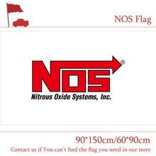 Free shipping NOS Flag Banner 90x150cm 60x90cm Digital Printing Event Decoration