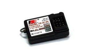 Image 5 - Flysky fs GT3C FS GT3C 2.4 GHz 3 Channel Trasmettitore con Ricevitore Per RC Auto Barca GR3E
