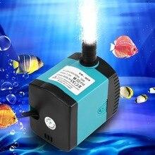 цена на 3W-15W Hot Sales Ultra-Quiet Submersible Water Fountain Pump Filter Fish Pond Aquarium Water Pump Tank Fountain