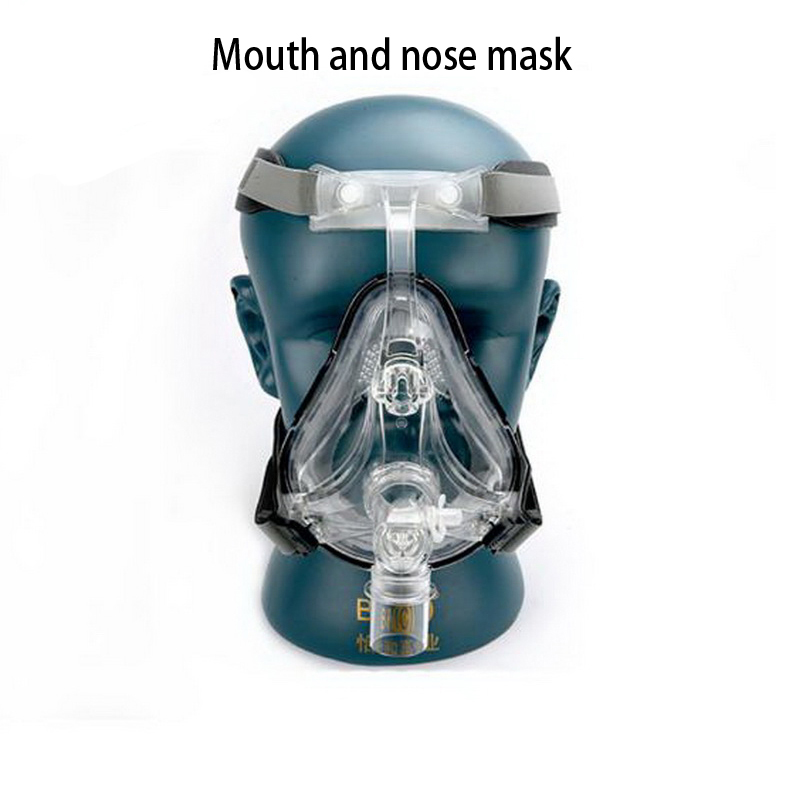310912/Ventilator mask / headband splicing section / home sleep only snoring machine general/Comfortable and soft/ op7 6av3 607 1jc20 0ax1 button mask
