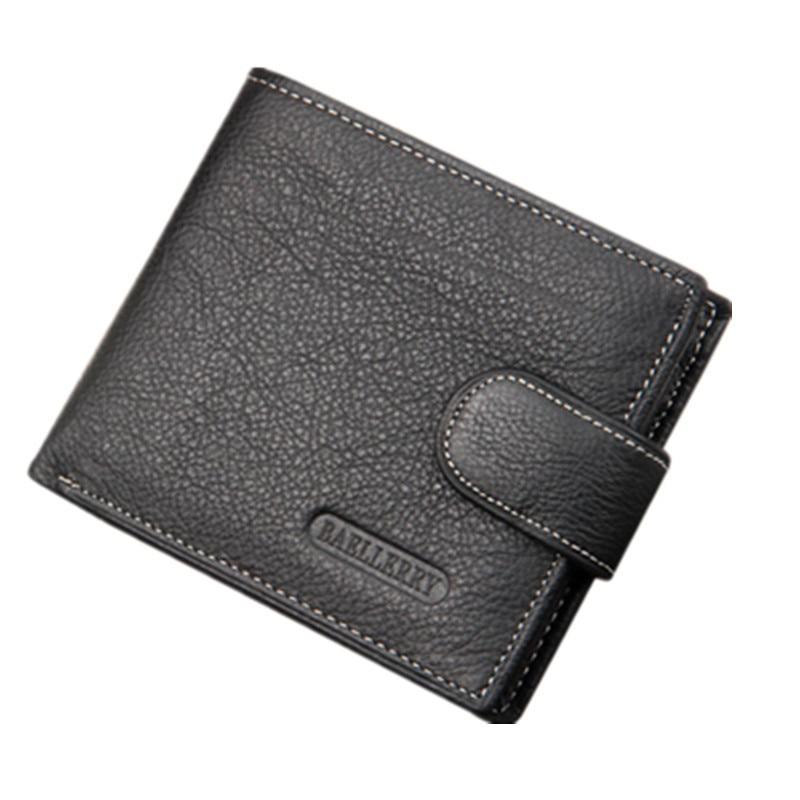 bolsa carteira 2017 homens da Composição : High Quality Leather And Other Material