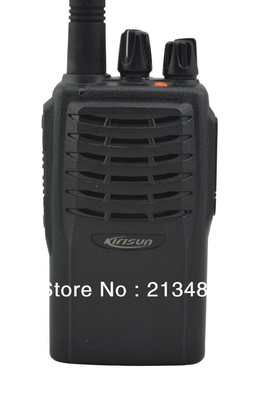 Kirisun PT5200 UHF 420-470MHZ Portable Professional Two-way Radio
