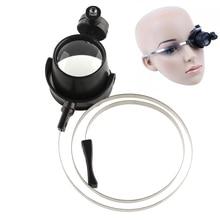 Новая портативная 15X головная повязка, светодиодная лупа для глаз, лупа, ювелирные изделия, увеличительное стекло, часовщики, монтируемые на голову, Прямая поставка