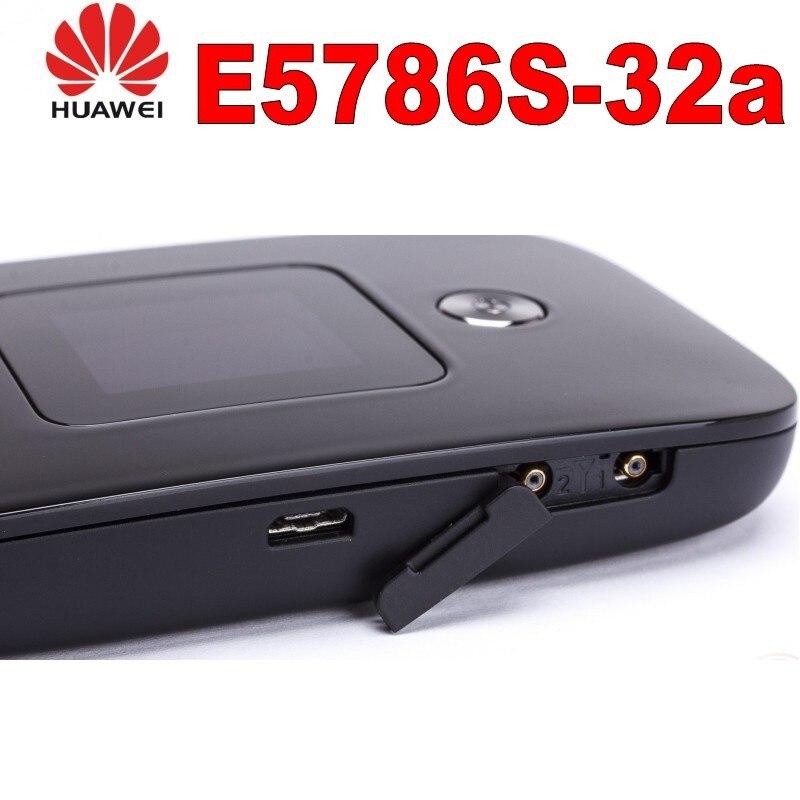 Huawei LTE CA მობილური Wifi E5786s-32a - ქსელის აპარატურა - ფოტო 5
